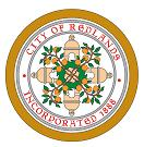 City of Redlands Open Data logo